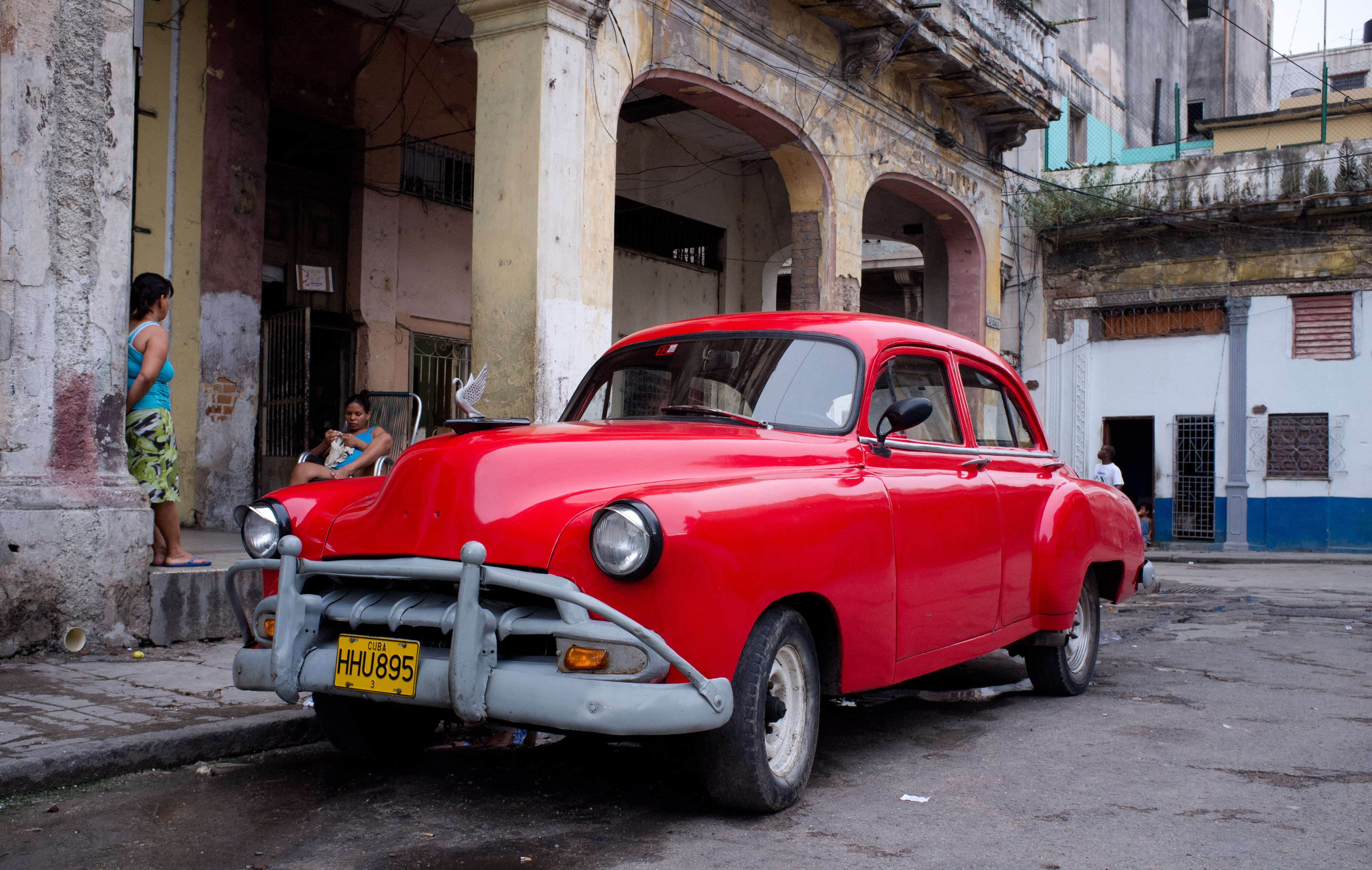 Wot Car: What Is Cuba Really Famous For? The Cars!